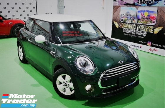2015 MINI 3 DOOR 2015 MINI COOPER S 1.5A TWIN TURBO NEW FACELIFT JAPAN SPEC SELLING PRICE ( RM 109,000.00 NEGO )