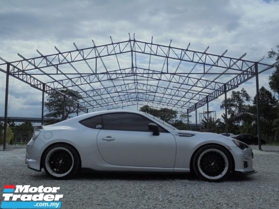 2012 SUBARU BRZ 2.0 Coupe Sport P/Shift Keyless SUPERB