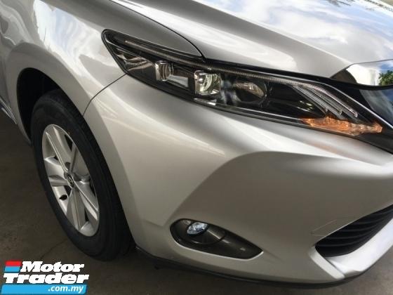 2016 TOYOTA HARRIER HARRIER PREMIUM ADVANCED ELENCAN SUV POWER BOAT V FULL VIEW CAMERA