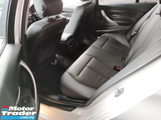 2015 BMW 3 SERIES 316I 1.6 1 Yr WRNTY