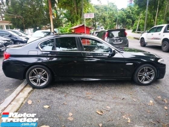 2011 BMW 5 SERIES 2011 Bmw 520d 2.0 (A) M SPORT F10 Diesel Turbo 1 OWNER