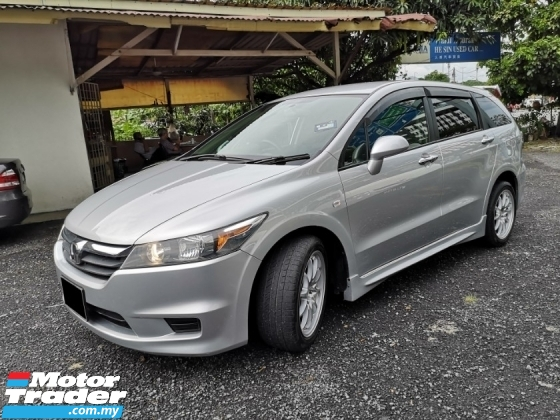 2008 HONDA STREAM 1.8 I-VTEC (A) RSZ ECO MODE