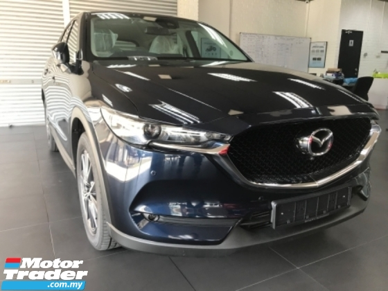 2019 MAZDA CX-5 SKYACTIV 2.0L HIGH
