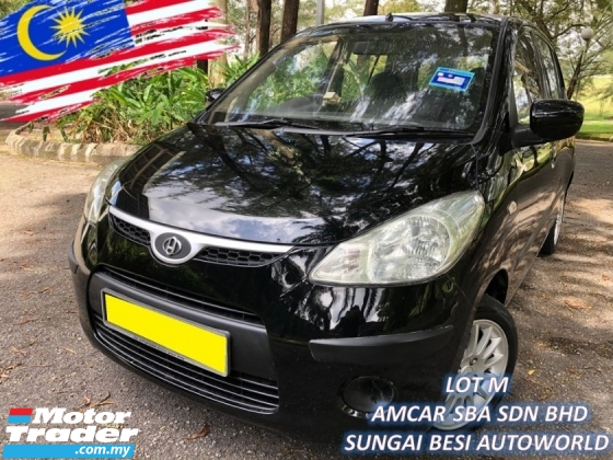 2009 HYUNDAI I10 1.1 (A) 1 LADY OWNER LOW MILEAGE