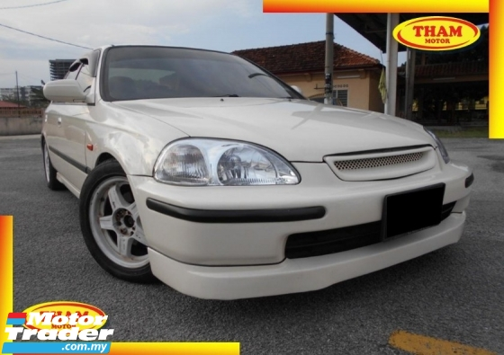 1998 HONDA CIVIC 1.5 (A) GOOD CONDITION LOW MLEAGE LIKE NEW ACCIDENT FREE AND 1 CAREFUL OWNER