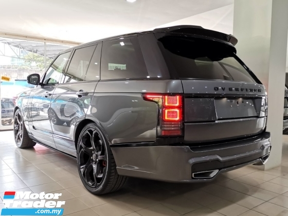 2015 LAND ROVER RANGE ROVER VOGUE 5.0 V8 OVERFINCH (MEGA SALES) (LIMITED UNIT) (FULL LOADED)