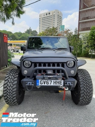 2018 JEEP WRANGLER 3.6 UNLIMITED SPORTS