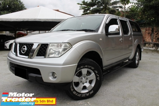 2011 NISSAN NAVARA 2.5 (A) LE (Ori Yr 2011)(No Of Road)(Leather Seats)(1 Owner)