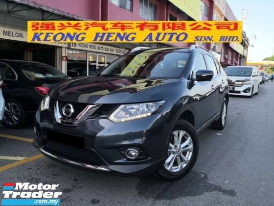 2015 NISSAN X-TRAIL 2.0L LUXURY VERSION True Year Made 2015 Mil 51k km only Full Service Tan Chong