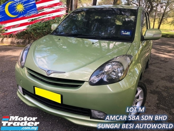 2007 PERODUA MYVI 1.3 EZI (A) 1 DIRECT OWNER TIP TOP