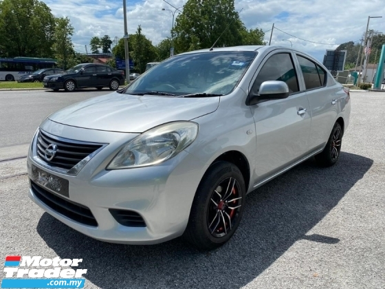 2014 NISSAN ALMERA 1.5 V HIGH SPEC TIPTOP LIKE NEW ONE OWNER