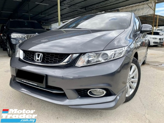 2015 HONDA CIVIC 1.8S FACELIFT PERFECT LIKE NEW