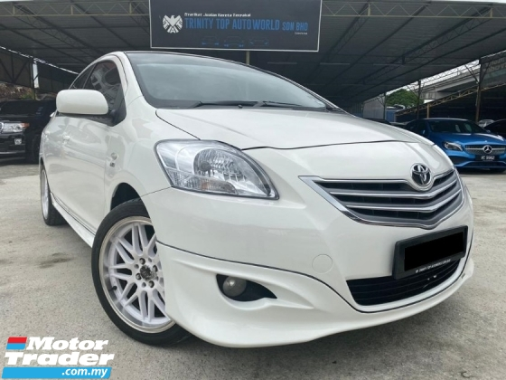 2011 TOYOTA VIOS 1.5J (AT) STILL REMAIN IN PERFECT CONDITION