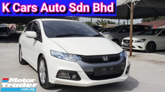 2012 HONDA INSIGHT 1.3 HYBRID Facelift (CBU) (Actual Year) Low Mileage Original Paint Accident Free Super Condition No Repair Need Worth Buy
