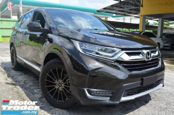 2019 HONDA CR-V 1.5 TC (A) UNDER WARRANTY