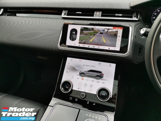 2018 LAND ROVER RANGE ROVER {U.K LAND ROVER APPROVED PRE-OWNED} VELAR P250 R.DYNAMIC SPEC. GENUINE MILEAGE. P380 CAYENNE SPORT