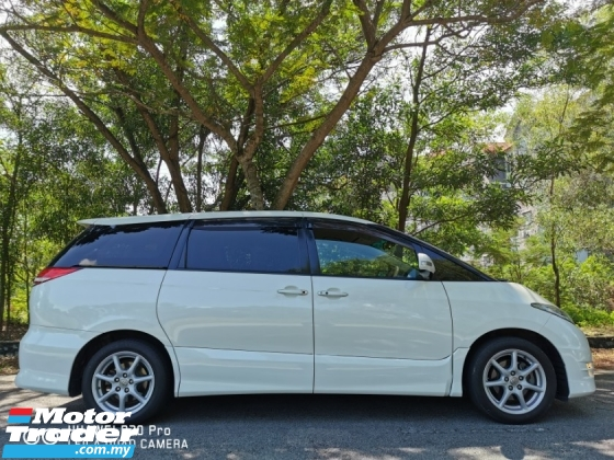 2009 TOYOTA ESTIMA 2.4 (A) AERAS PACKAGE - REG 2014 ORIGINAL COND (LIKE NEW CAR)