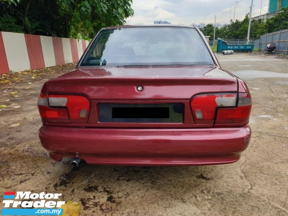1996 PROTON WIRA 1.5 GL (M) GOOD RUNNING CONDITION