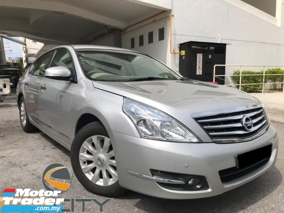 2013 NISSAN TEANA 2.0L LUXURY FACELIFT FULL SPEC KEYLESS