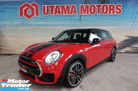2018 MINI Clubman 2.0 JOHN COOPER WORKS EDITION YEAR END SALE SPECIAL