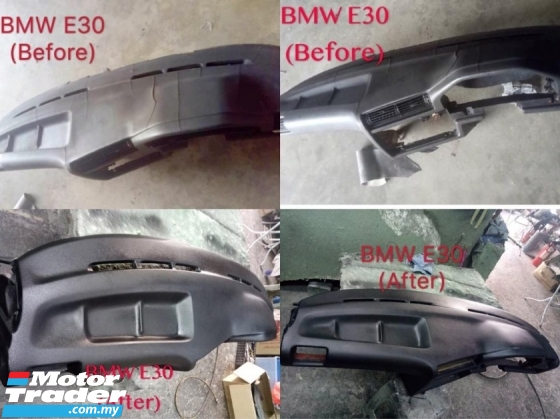 DASHBOARD REPAIR ( BMW E30) Exterior & Body Parts > Body parts
