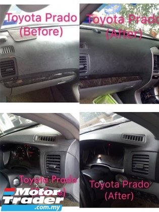 DASHBOARD REPAIR ( TOYOTA PRADO) Exterior & Body Parts > Body parts