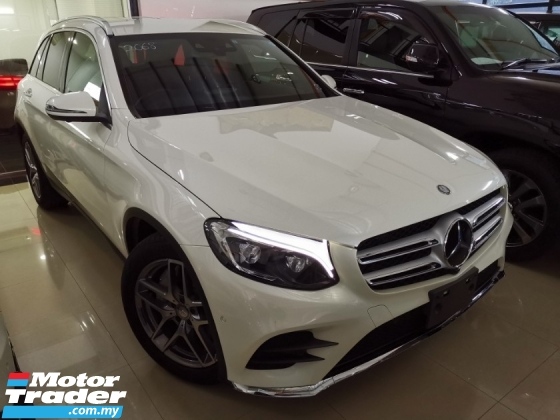 2016 MERCEDES-BENZ GLC 250 AMG HUD PCS PB 4Cam Unreg Sale Offer