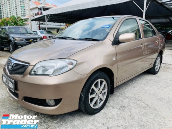 2006 TOYOTA VIOS TOYOTA VIOS 1.5 (A) E SPEK JUST BUY AND USE ONLY ECONOMIC CAR