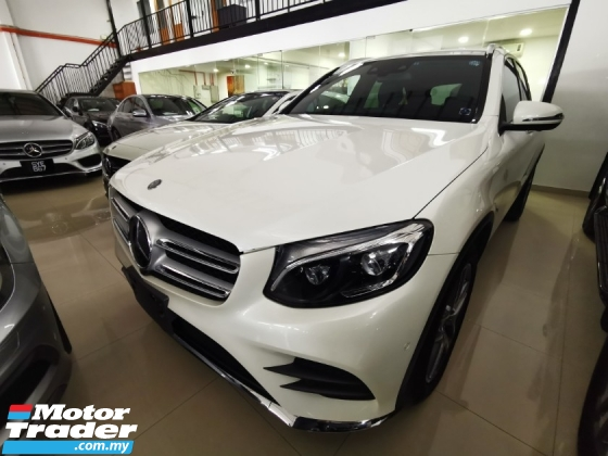 2016 MERCEDES-BENZ GLC 250 250 AMG 4MATIC