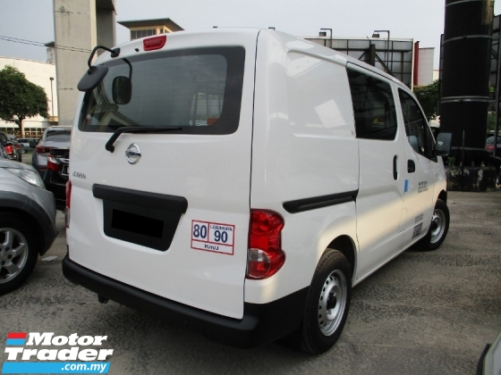 2018 Nissan NV200 1.6 (M) SemiPanel Mileage 5k Only!!!