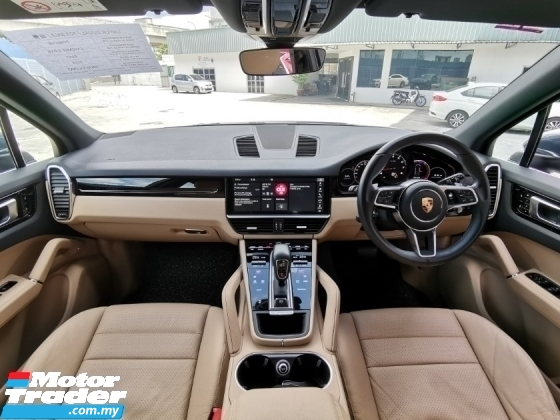 2018 PORSCHE CAYENNE 3.0 Turbo V6 Turbo Unreg Sale Offer