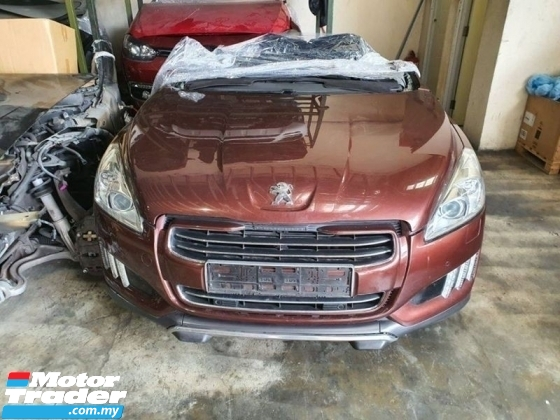 PEUGEOT 508 FACELIFT 2015 AUTOPARTS PEUGEOT MALAYSIA NEW USED RECOND CAR PARTS SPARE PARTS AUTO PART HALF CUT HALFCUT GEARBOX TRANSMISSION MALAYSIA