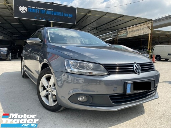 2014 VOLKSWAGEN JETTA 1.4 TSI SUPERCHARGED TURBO = CAR KING = TIP TOP CONDITION = FOC WARRANTY = T&C = 1 OWNER CAR