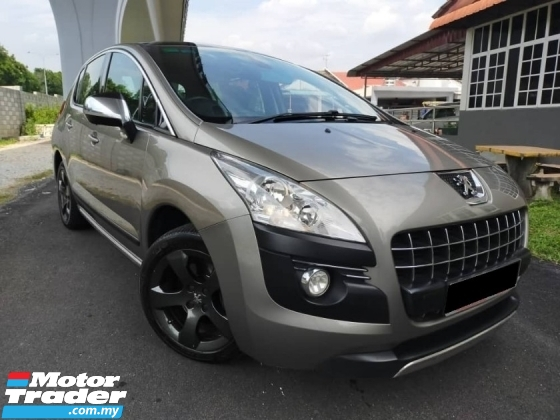 2014 PEUGEOT 3008 1.6(A) TURBO FACELIFT PANAROMIC ROOF TIPTOP LIKE NEW CONDITION 1 OWNER