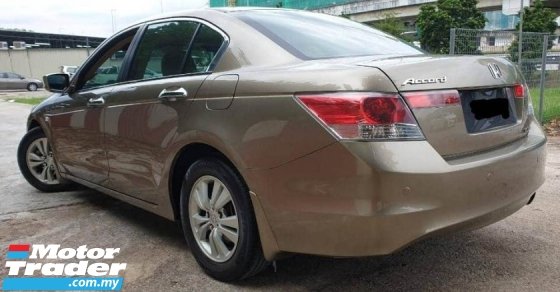 2010 HONDA ACCORD 2.0 VTI-L TIP TOP CONDITION MUST VIEW OFFER H/LOAN