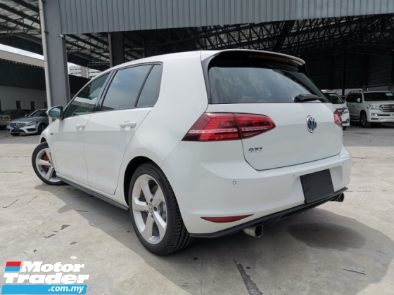 2014 VOLKSWAGEN GOLF GTI 2.0 DSG WHITE OFFER UNREG