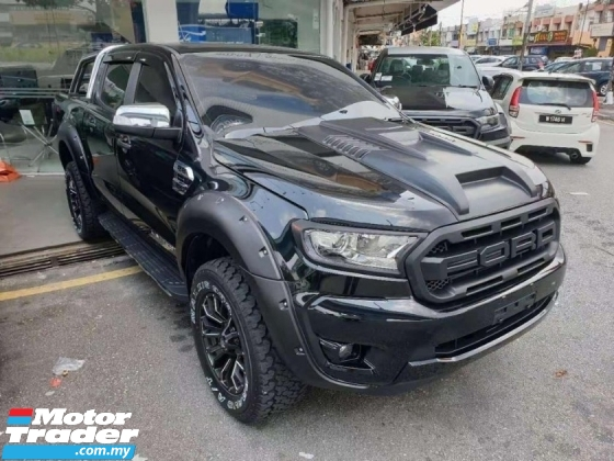 2019 FORD RANGER 2.2 XL AUTO LIMITED EDITION WITH FULL ACCESSORIES