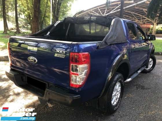 2013 FORD RANGER 2.2 XLT (HIGH RIDER) (A) 4WD 6 SPEED SALE