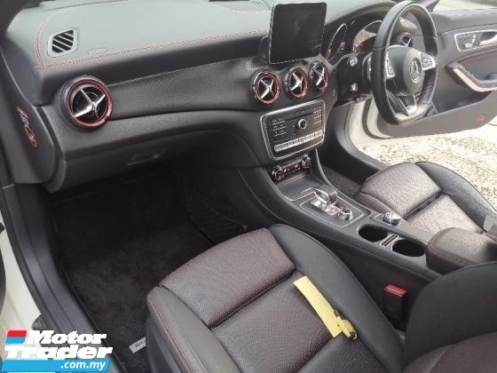 2017 MERCEDES-BENZ CLA 45 AMG 2.0 4MATIC Coupe JAPAN SPEC UNREG