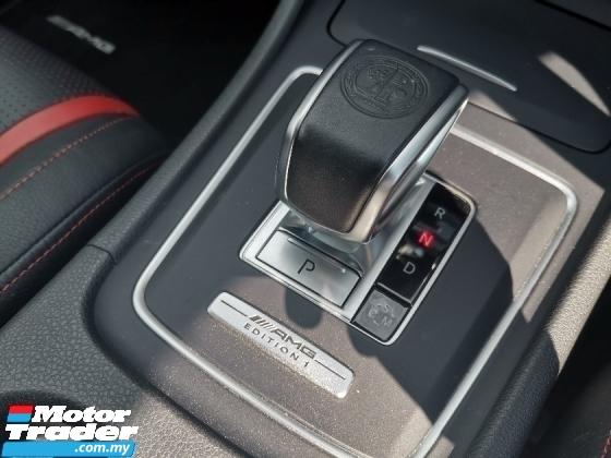 2015 MERCEDES-BENZ GLA 45 AMG 2.0 4MATIC SUV EDITION 1 PACKAGE UNREG