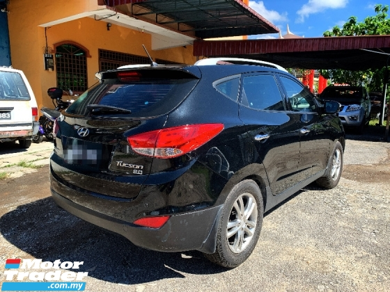 2011 HYUNDAI TUCSON 2.0 GLS PREMIUM FULL SPEC BLACKLIST CAN LOAN(AUTO)2011 Only 1 UNCLE Owner, LOW Mileage with SUNROOF+MOONROOF+PANORAMIC ROOFTOP TOP HONDA TOYOTA NISSAN MAZDA PERODUA MYVI AXIA VIVA ALZA SAGA PERSONA EXORA ERTIGA VIOS YARIS ALTIS CAMRY VELLFIRE CITY ACCORD