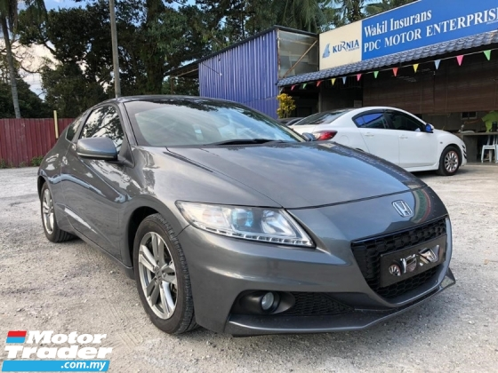 2014 HONDA CR-Z S PLUS SPEED BOOSTER ONE OWNER TIPTOP