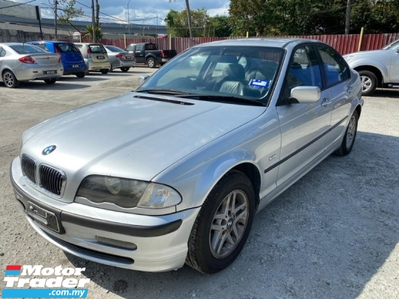 2002 BMW 3 SERIES 318I ONE OWNER LOCAL CAR TIPTOP