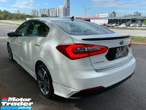 2014 KIA CERATO 1.6 (A) PREMIUM SPEC FULL SERVICE RECORD 1 LADY OWNER ONLY TIPTOP CONDITION VIEW TO CONFIRM