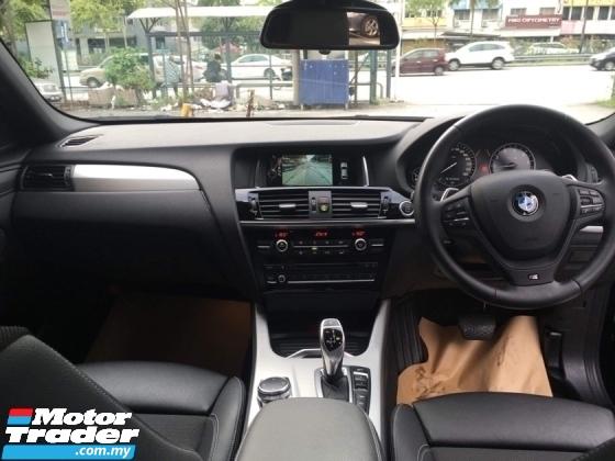 2016 BMW X4 M SPORT 2.0 TURBO (UNREG) CHEAPEST IN TOWN