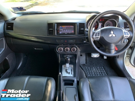 2013 MITSUBISHI LANCER 2.4 SPORTBACK (A) LED Headlamp 1 Lady Owner Only TipTop Condition View to Confirm