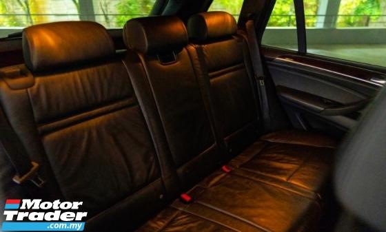 2007 BMW X5 (E70) 3.0 (N52) M-SPORT FULL SERVICE RECORD
