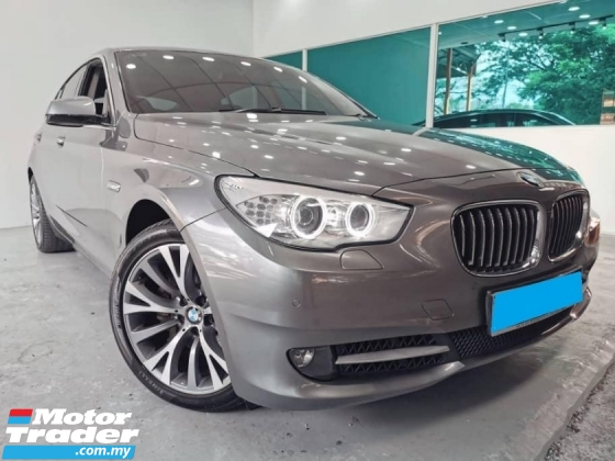 2010 BMW 5 SERIES 535i GT 3.0 (A) TURBO SUNROOF KEYLESS ENTRY SUNROOF POWER BOOT