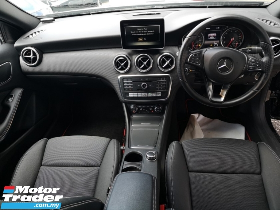 2015 MERCEDES-BENZ A-CLASS A180/FREE 5 YEARS WARRANTY/NEW FACELIFT