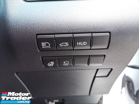 2017 LEXUS RX 200T F Sport HUD PCS LKA BSM Unreg Sale Offer